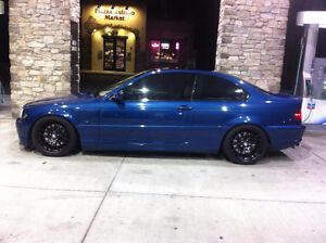 ***E46 2003 325ci BMW Bleu Topaz RARE !