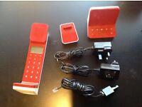 Swissvoice L7 cordless telephone and answer machine