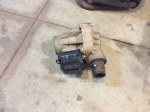 GRIZZLY 550 AND 700 FRONT DIFF