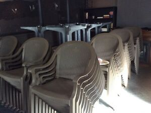 Patio Furniture - Commercial NEW!