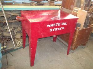 #greenspotantiques Tables, round oak, old worktable, barn door t Cambridge Kitchener Area image 5