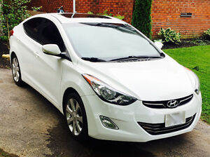2012 Hyundai Elantra Limited Edition Sedan