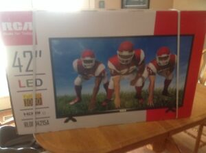 """Television - RCA 42"""" LED - New in Box"""