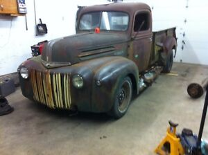 1947 Ford hotrod truck