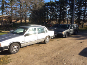 We are moving no room for my Volvo collection. Four altogether