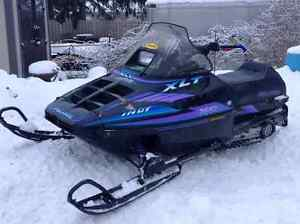 1993 polaris xlt 600 triple