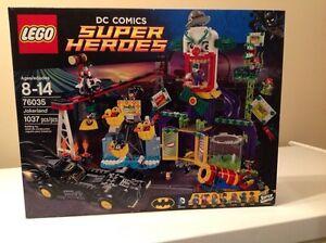 Lego Super Heroes - Jokerland 76035