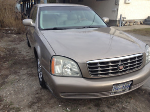 2004 Cadillac Deville DHS  For Sale
