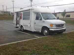 Reliable motor home for sale