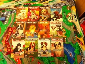 Puppy Place Books $1.50 each or $30 for all 25