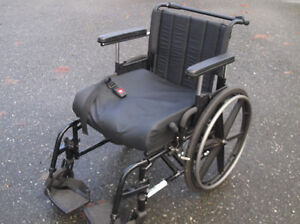 Ultra Light Adult Wheelchair Campbell River Comox Valley Area image 4