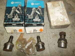 3 - BALL JOINTS FOR 1966  TO 1993 4X4 TRUCKS ( 10253 - 10252 )