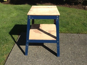 Portable Metal Power Tool Stands