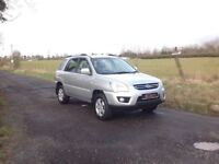 24/7 Trade sales NI Trade Prices for the public 2009 Kia Sportage 2.0 CRDI XE Silver 6 Speed