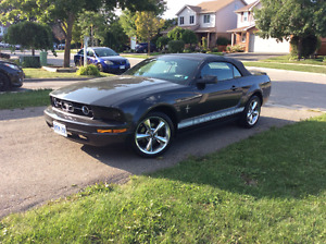 2007 Ford Mustang 4.0 litre Convertible