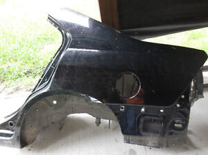 2010 fusion 1/4 panel, radiator complete, other parts