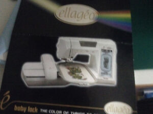 Sewing machine table and Embrodiery/Sewing Macine