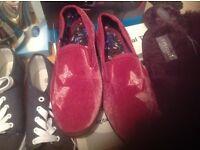 Brand new Ladies ( Aegis) Slippers Size 5 EEE wide fitting