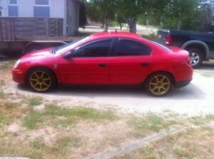 03 dodge sx2.0 or trade for truck