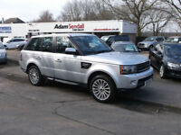 Land Rover Range Rover Sport 3.0 SD V6 ( 255bhp ) 4X4 Auto 2012MY SE