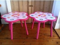GIRLY TABLES