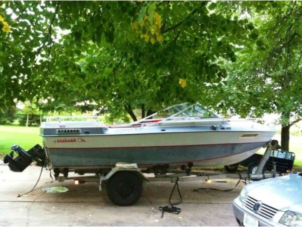 Used 1985 Mercury sea hawk
