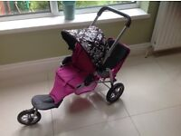 Mamas and Papas Doll buggy