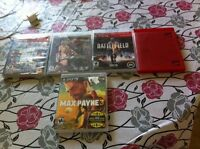 5 PS3 Games For Sale