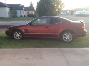 2003 OLDS ALERO COUPE