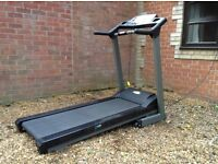 SpotOnFitness Electric Foldable Treadmill with Electric Incline (Delivery Available)