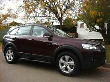 2012 Holden Captiva Wagon {IMMACULATE} {Low Km} Temora Temora Area Preview