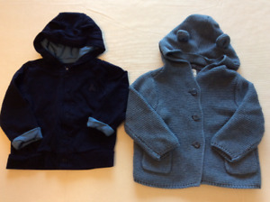 Gap Sweaters - Navy/Blue (6-12 months)
