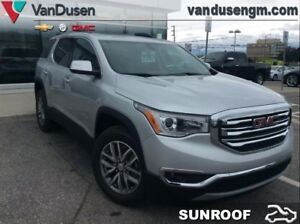 2017 GMC Acadia SLE-2  - Sunroof - IntelliLink - $241.96 B/W