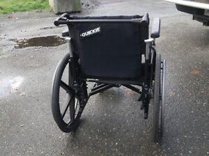 Ultra Light Adult Wheelchair Campbell River Comox Valley Area image 2