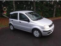 2010 10 Fiat Panda 1.1 Active ECO 49.800 Miles