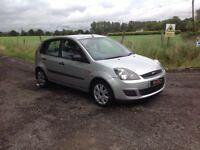24/7 Trade sales NI Trade prices for the public 2006 Ford Fiesta 1.4 Style sold with full mot