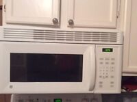 Microwave hood combo for sale