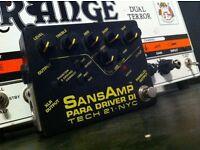 Tech 21 Sansamp Paradriver DI