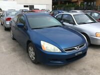 2006 Honda accord 4 cilyndre