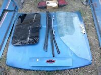 COMPLETE Z24 BODY KIT FITS 89-94 J BODY WITH SUNROOF $150 OBO