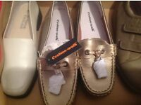 Brand new Ladies Shoes Wide Fitting Size 5 EEE