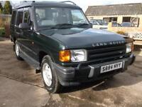 Land Rover Discovery 300 TDi XS Automatic With Full Land Rover Service History