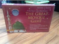 Islamic board games for children BNWB X2