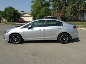 2013 Honda Civic LX Special Edition Sedan