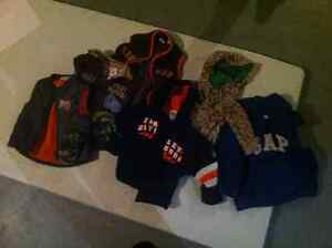 I am selling kid boys vests and sweaters