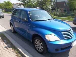 2006 Chrysler PT Cruiser Wagon (E tested)
