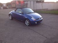 24/7 Trade sales NI Trade Prices for the public 2003 Ford Street ka Luxury 1.6 convertible motd June