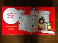 Colour and Build Castle **Brand NEW in box**