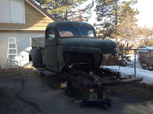 WANTED: Parts for 1940s International Pickup