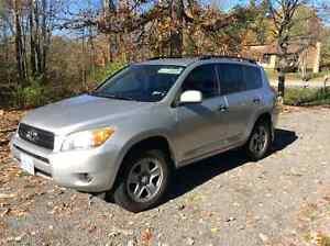 2006 Toyota RAV4 Base Model 4x4